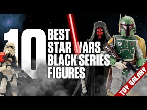 10 Best Star Wars The Black Series Action Figures | List Show #26
