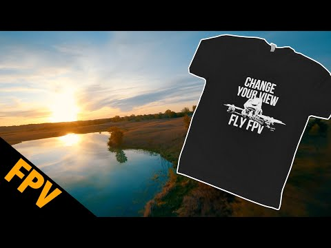 Фото Change Your View - Fly FPV - And buy a T-Shirt?