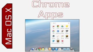 Chrome App Launcher for OS X: HOW IT WORKS