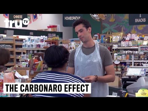 The Carbonaro Effect  Milking Almonds Revealed
