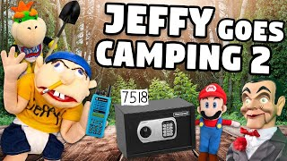 SML Parody: Jeffy Goes Camping 2!