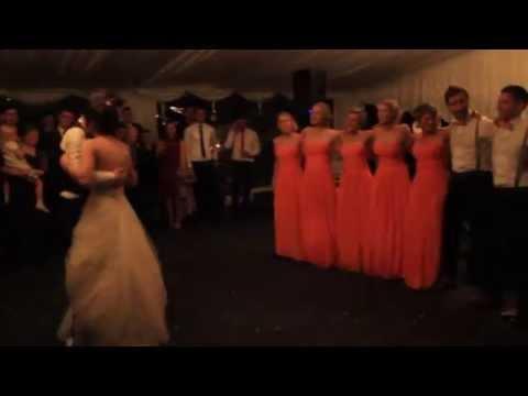Matt & Lizzy Brothwood's First Dance.