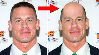 10 WWE Shocking BALD Transformations