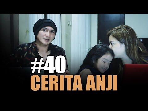LETICIA (GAK) MAU JADI ARTIS? | #CeritaAnji - 40