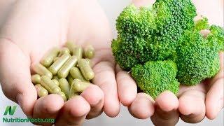 Fyzickou přitažlivost zlepší strava, nikoli doplňky stravy
