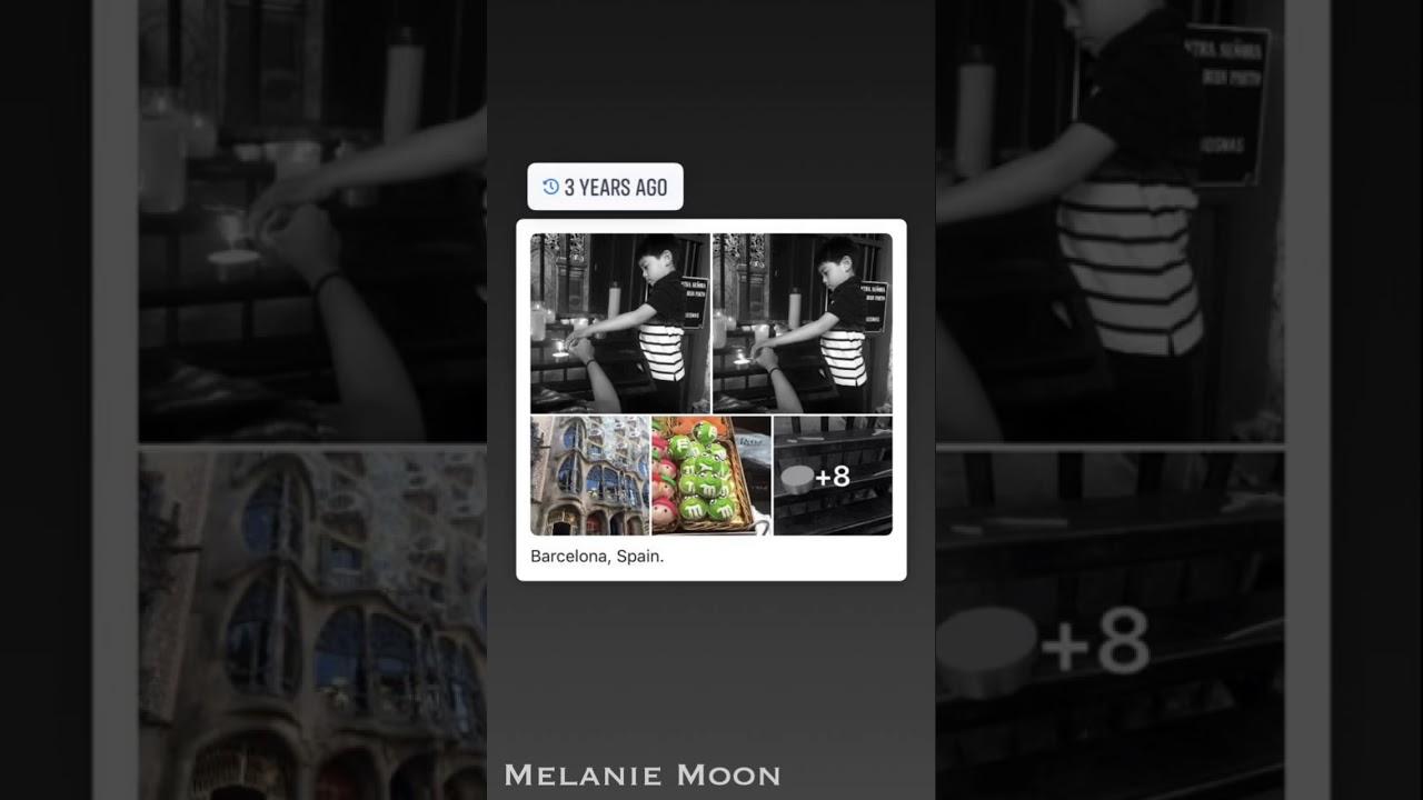 Melanie Moons Facebook Memory [UK & Spain] - YouTube