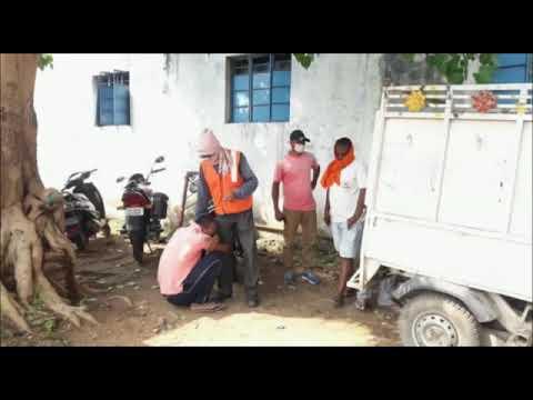 गिरिडीह के निमियाघाट थाना क्षेत्र में दो युवकों की दुर्घटना में मौत