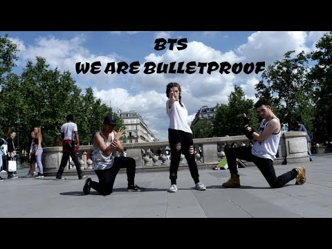 [KPOP IN PUBLIC CHALLENGE]  BTS(방탄소년단) - We are Bulletproof Dance Cover by V.H.S CREW