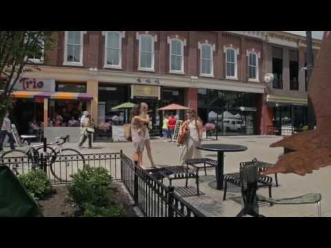 Visit Knoxville: Historic Market Square