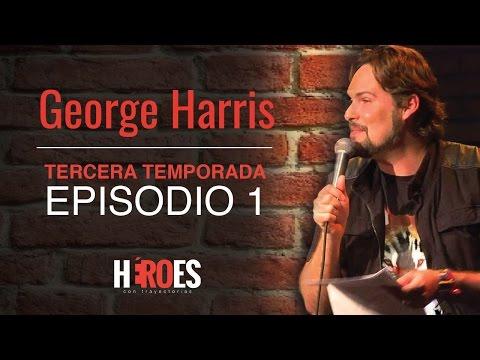 Héroes con Trayectorias [3ra Temporada] - Episodio 1: George Harris