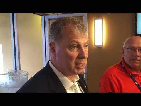 CFL Commissioner Randy Ambrosie Talks CFL In The Maritimes.