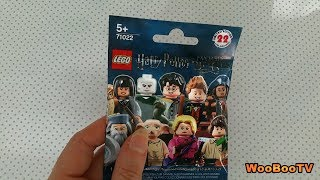 LASTENOHJELMIA SUOMEKSI - Lego Minifigures - Harry Potter ja ihmeotukset - osa 9