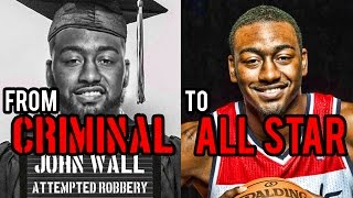 Download From CRIMINAL to NBA STAR? The John Wall Story Mp3 and Videos