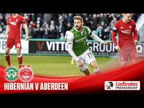 Dominant Hibs lay down marker with win over Dons