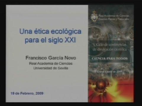Conferencia del programa Ciencia para todos 2009