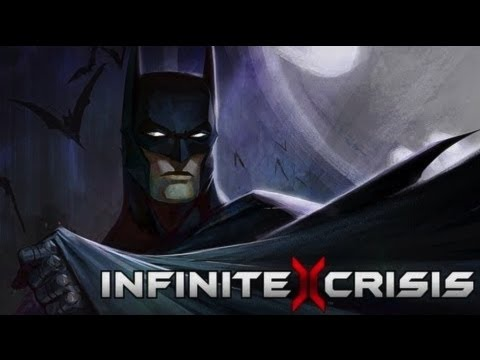 Infinite Crisis - Champion Profile: Batman