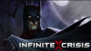 Infinite Crisis - Champion Profile: Batman