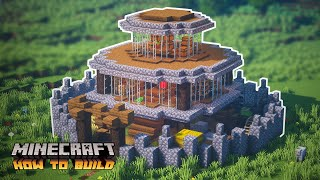 Minecraft: How to Build an Ultimate Survival Base (Quick Tutorial)
