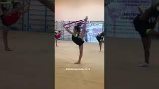 Сборы по художественной гимнастике в Казахстане с Екатериной Пирожковой!