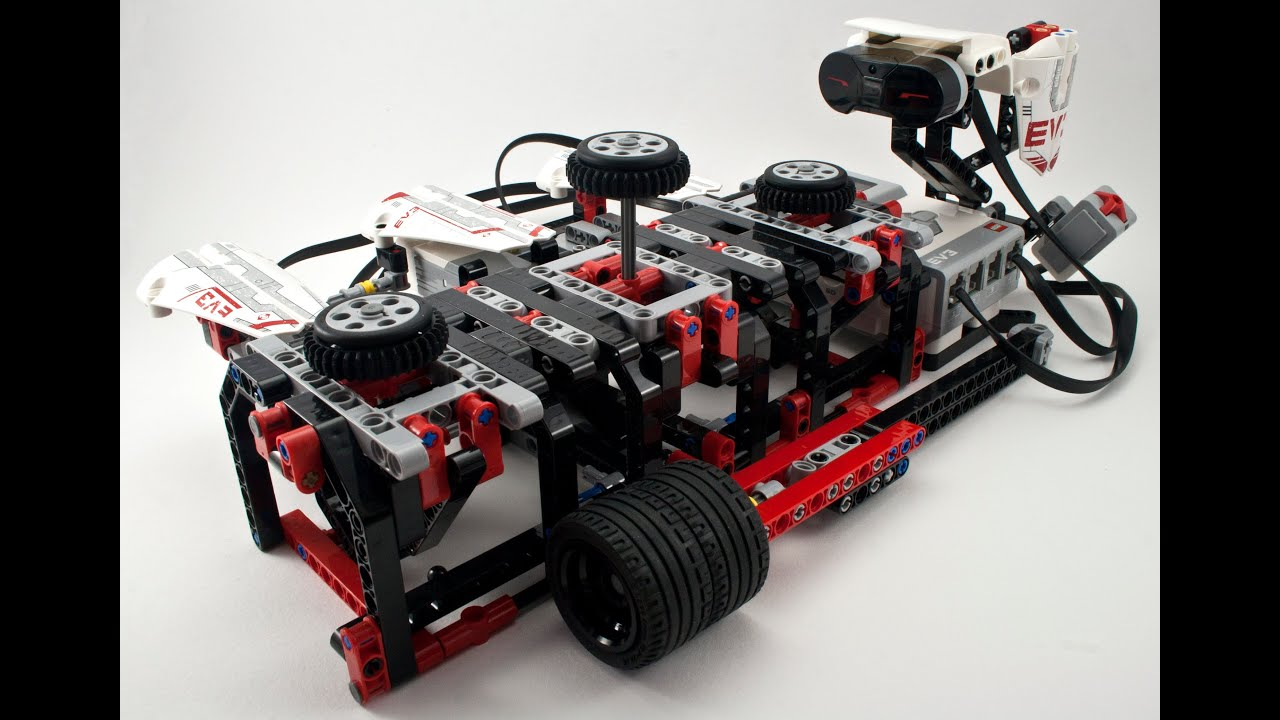 Lego Mindstorms 31313 Ev3 Wack3m Review Youtube