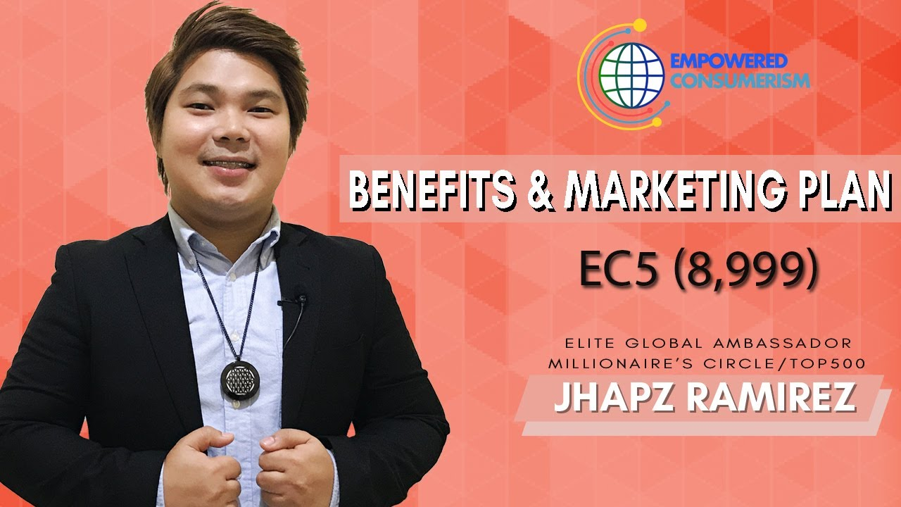 Download Empowered Consumerism Marketing Plan and Benefits - EC5 8999 by Coach Jhapz