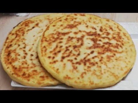 pain-matlouh-moelleux-et-trÈs-facile-(-cuisine-rabinette-)