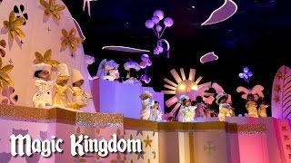 It's a Small World at the Magic Kingdom - Walt Disney World - On-Ride Video - Full Ride