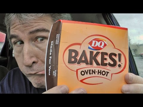 DQ Bakes Chicken Bacon Ranch REVIEW