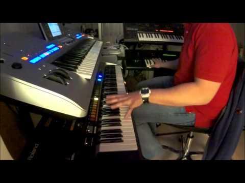 Terminator Keyboard Mix Tyros4 JD800 Jupiter80 M1