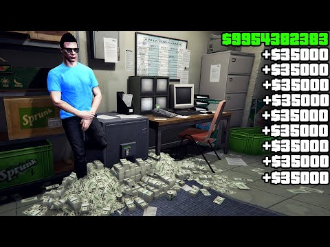 Top 5 ways to make money in GTA Online Solo (Tips & Tricks)