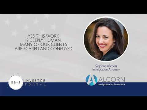 The EB-5 Investor Visa | Silicon Valley Immigration Attorney Sophie Alcorn