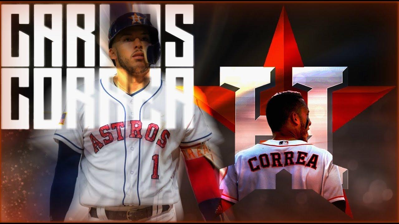 Carlos Correa | 2017 Astros Highlights ᴴᴰ