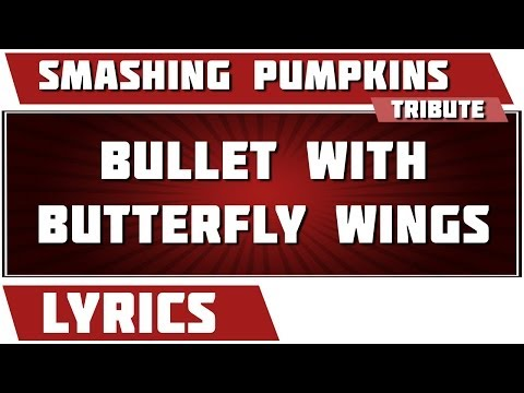 Bullet With Butterfly Wings - The Smashing Pumpkins tribute - Lyrics