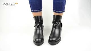 Модные женские ботинки 2018