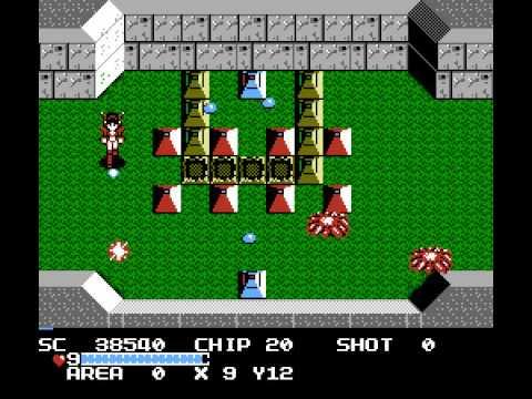 NES Longplay [662] The Guardian Legend