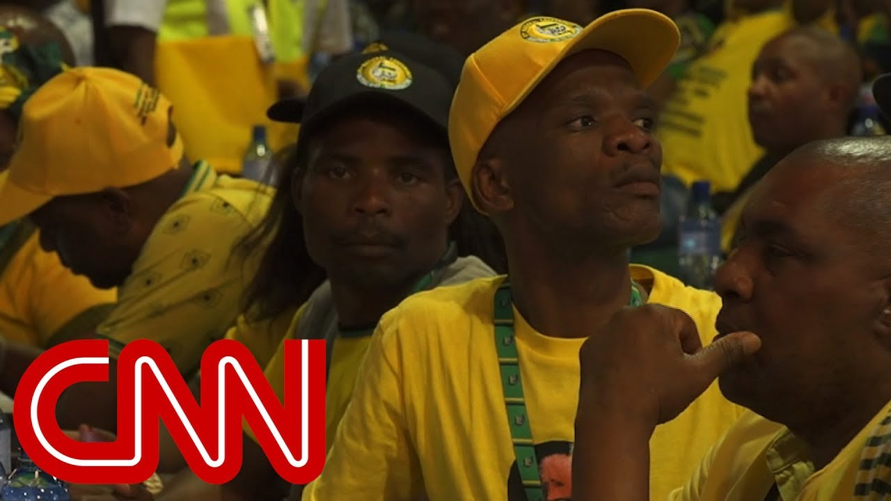 South Africa's ANC party to vote on new leader