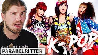 Meine Reaktion auf K POP! | Der Dunkle Parabelritter