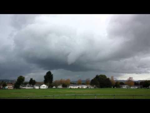 Longview WA, Tornado