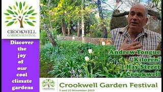Andrew Tongue - Exhibitor - Crookwell Garden Festival 2019