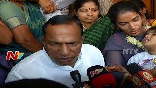 MP Malla Reddy Tongue Slip About Srinivas Reddy & Sangeetha Issue    NTV