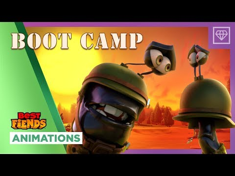 Boot Camp Official Teaser 4 - Hank & Roger