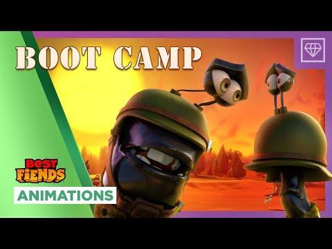 Boot Camp   4  Hank & Roger
