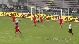 Highlights Spezia Spal - 12-08-2018
