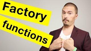 Factory Functions in JavaScript
