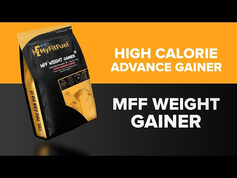 MFF Weight Gainer | High Calorie Density | Greater Weight Gainer