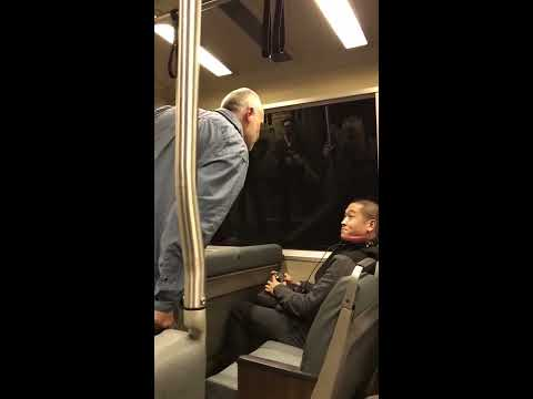 Asian man verbally abused and assaulted on BART