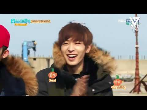 [Engsub] 160229 Seventeen One Fine Day - 13 Castaway Boys Ep 3 By Like17Subs