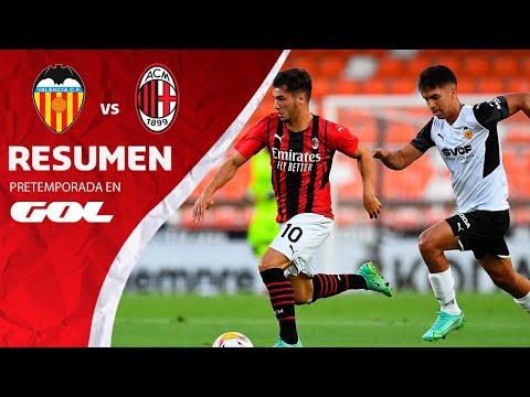 Download RESUMEN - VALENCIA CF 0 (5-3) 0 AC MILAN
