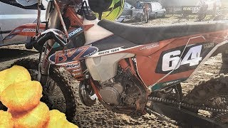MOTOCROSS TRAINING GOPRO HERO7 BLACK KTM EXC 300