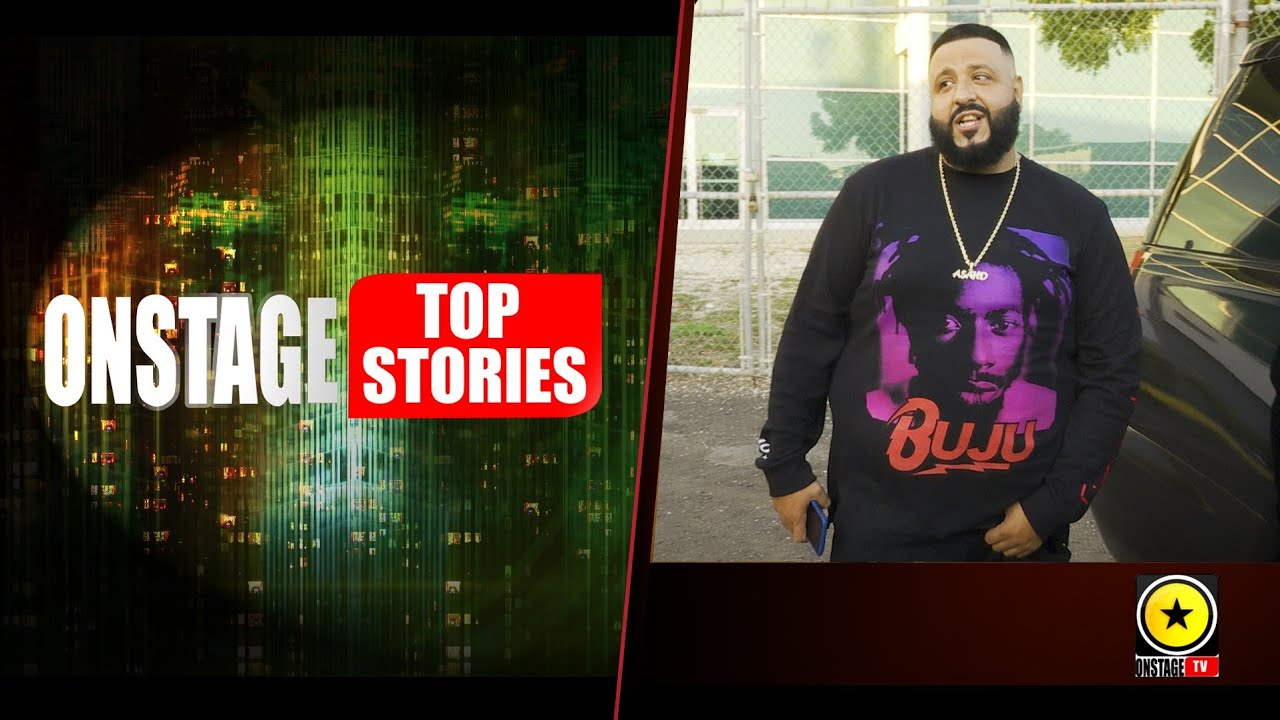 Khaled In Jamaica For Buju And Talks To Winford Exclusively!